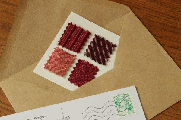 Envoi gratuit échantillons